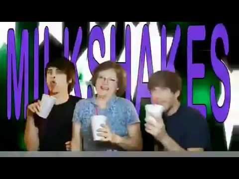 Smosh: Milky Milkshake (Official Music Video)