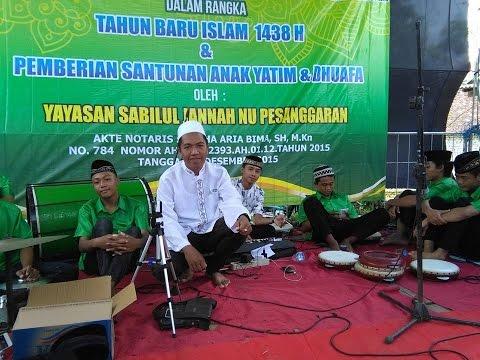 MAWAR KAPURONTO Syair Shalawat Gandrung #Rebana Campursari DARUL QOROR Pesanggaran Banyuwangi