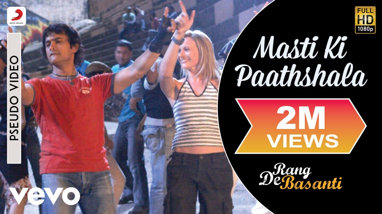 Download A.R. Rahman - Masti Ki Paathshala Best Audio Song Rang De Basanti Aamir Khan Naresh Iyer