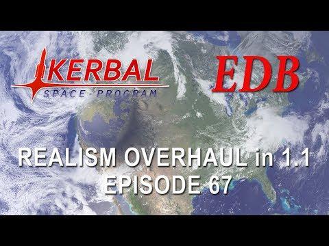 Realism Overhaul in Kerbal Space Program 1.1.3 - 67 - Impact Science