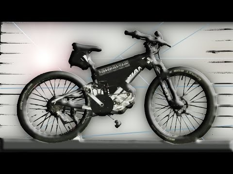 Fast Electric Bike 60 Kmh Powered By Cyclone Motor