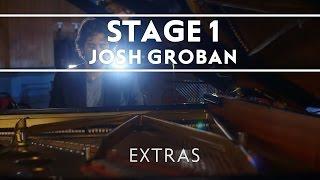 Josh Groban – Stage 1 (recording A Theater Album) [extras]