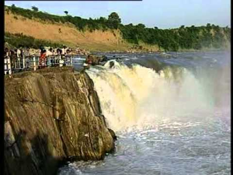 JabalpurBhedaghat  An Awesome Spectacle of Nature  YouTube