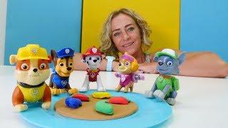 Nicoles Spielzeug Kindergarten - Paw Patrol Toys und PlayDoh