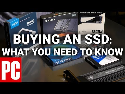 Buying a Solid State Drive (SSD): Everything You Need to Know