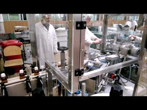 ELMED WBL1750 pharma labeling system HR