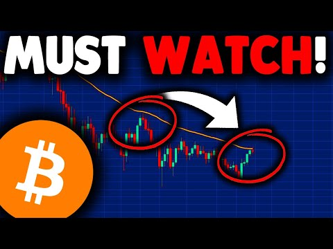BITCOIN HOLDERS NEED TO WATCH THIS PRICE (important)!! BITCOIN PRICE PREDICTION & BITCOIN NEWS TODAY