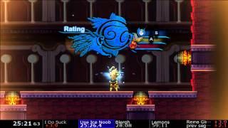 Valdis Story: Abyssal City - Reina Glitchless Speedrun in 57:26