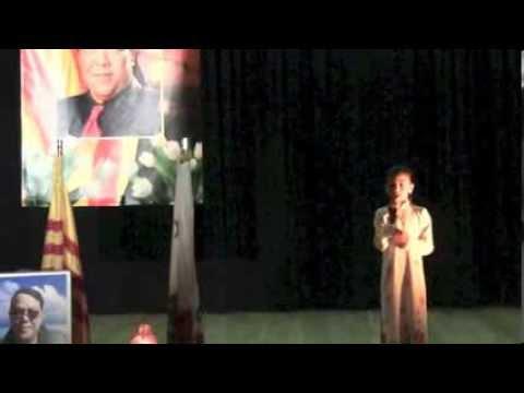 Viet Dzung - Victoria Thuy Vi perform at Dem van nghe tuong niem Ca Nhac Si dau tranh Viet Dzung