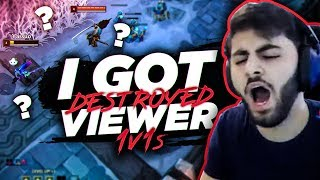 Yassuo | I GOT DESTROYED IN A YASUO 1V1?!? (1v1 vs Viewers)
