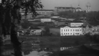 Редкие кадры старого Подольска.