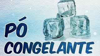 SuperQUÍMICA: Pó congelante