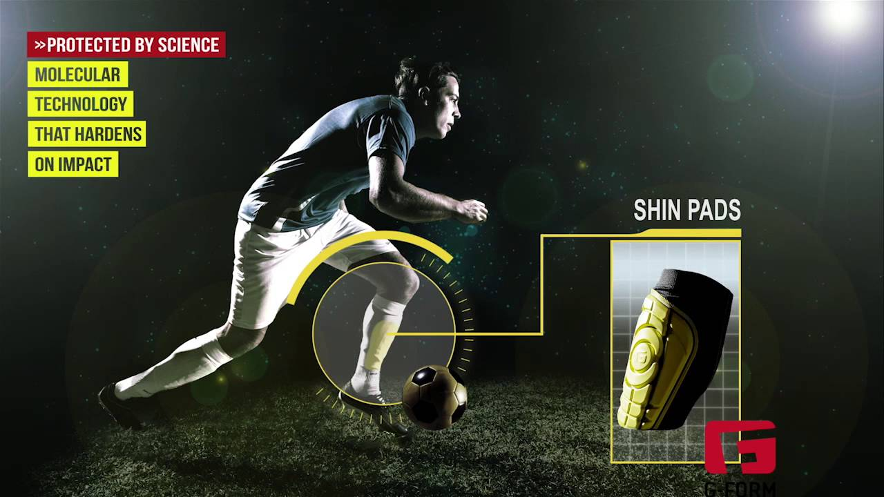 G-Form Pro-S Shin Guards Product Video - YouTube