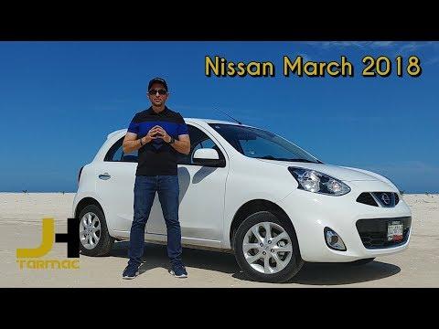 Nissan March 2018 Prueba a fondo!