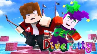 Minecraft Diversity 3 - IT'S A PIRATE SHIP! - Ep.3 (Minecraft Adventure Roleplay)