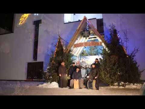 Вітальна колядка від священиків Храму Різдва Пресвятої Богородиці (Львів-Сихів, 2019)