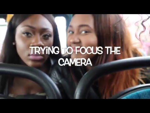 VLOG || TAKE A LITTLE TOUR WITH US.. || CONGOLESE GIRLS