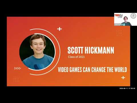 ''Video Games Can Change the World"