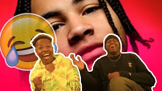 24KGoldn- DROPPED OUTTA COLLEGE (Official Video) REACTION!