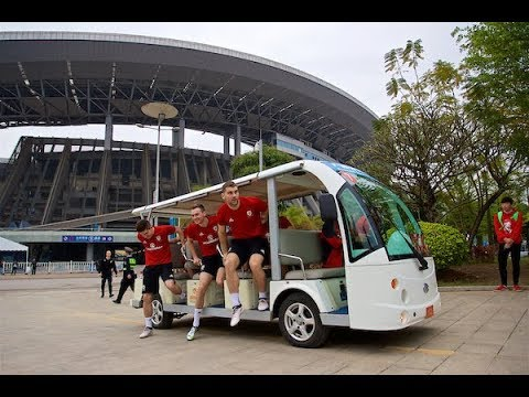 2018 CHINA CUP MEMORIES