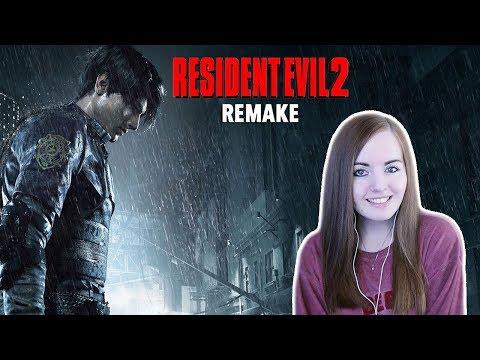 I PLAYED RESIDENT EVIL 2 REMAKE! Resident Evil 2 Remake Gameplay!