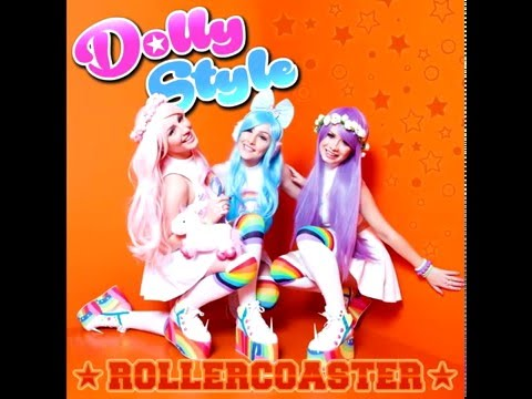 Dolly Style - Rollercoaster (Official Karaoke Version)