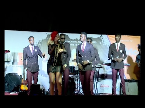 CHECKOUT MOMENTS FROM THE LAUNCH OF KME LABEL AND ARTISTES (Nigerian Entertainment News)