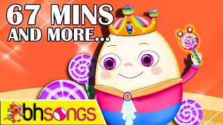 Nursery Rhymes | ABC Song | Top Kids Songs 2015 - 67 Minutes