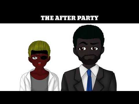 STORY WITH THE LASH : THE CAN SQUAD(THE BLACK PANTHER AFTER PARTY)