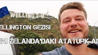 Yeni Zelanda'da Atatürk Anıtı / Wellington Gezisi / Muhabbet #9