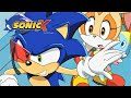 SONIC X Ep2 - Sonic to the Rescue