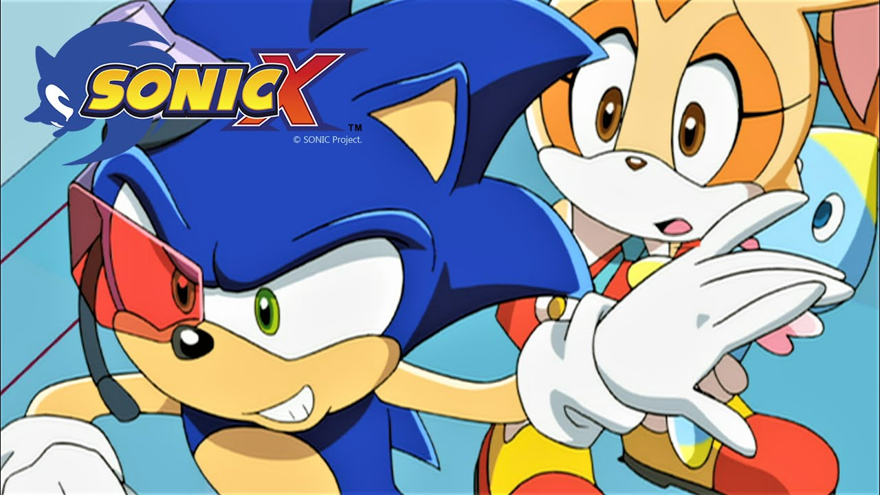 [OFFICIAL] SONIC X Ep2 - Sonic to the Rescue