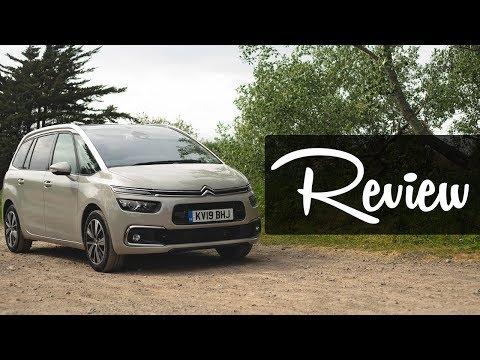 2019 Citroen Grand C4 Spacetourer Review | Music Motors
