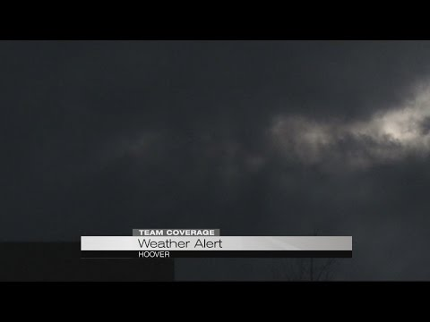 WEATHER ALERT: Hoover Update