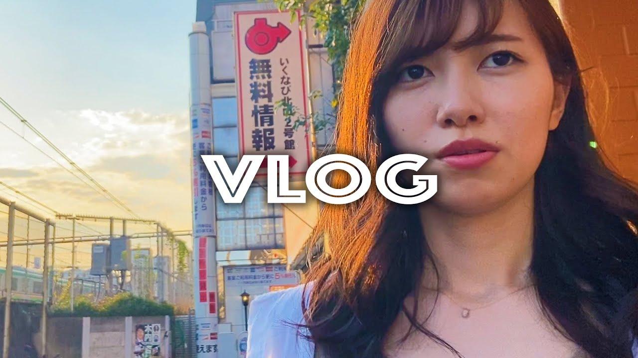妄想では付き合ってる彼女とエモいポートレート撮影デート【VLOG】