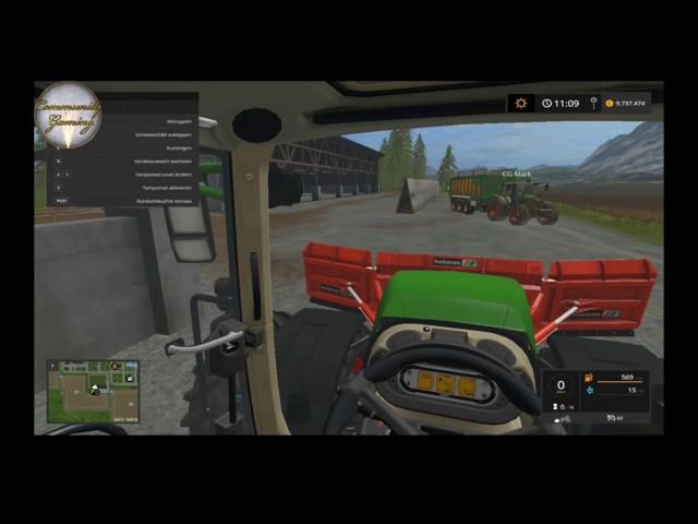 Let's Play Landwirtschafts Simulator 2017   Das Schiebeschild   Folge #006