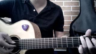 Giá có thể ôm ai và khóc- Phạm Hồng Phước ( Guitar Cover)