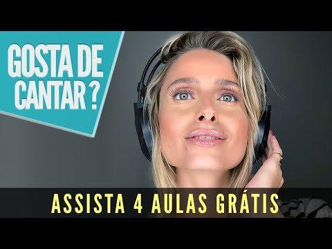 Curso Aprenda a Cantar Afinado com Nayara Portela