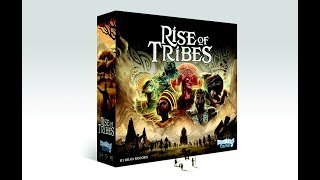 Rise of Tribes overview
