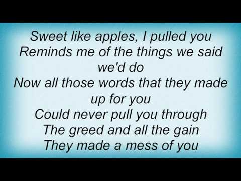 I Am Kloot - 86 Tv's Lyrics
