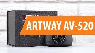 Розпакування ARTWAY AV-520 / Unboxing ARTWAY AV-520