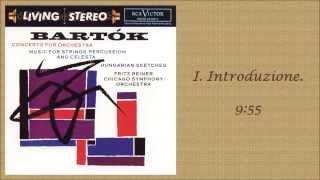 BARTOK: Concerto for Orchestra Sz. 116