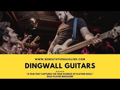 Why does Adam 'Nolly' Getgood play Dingwall basses? Here's why.