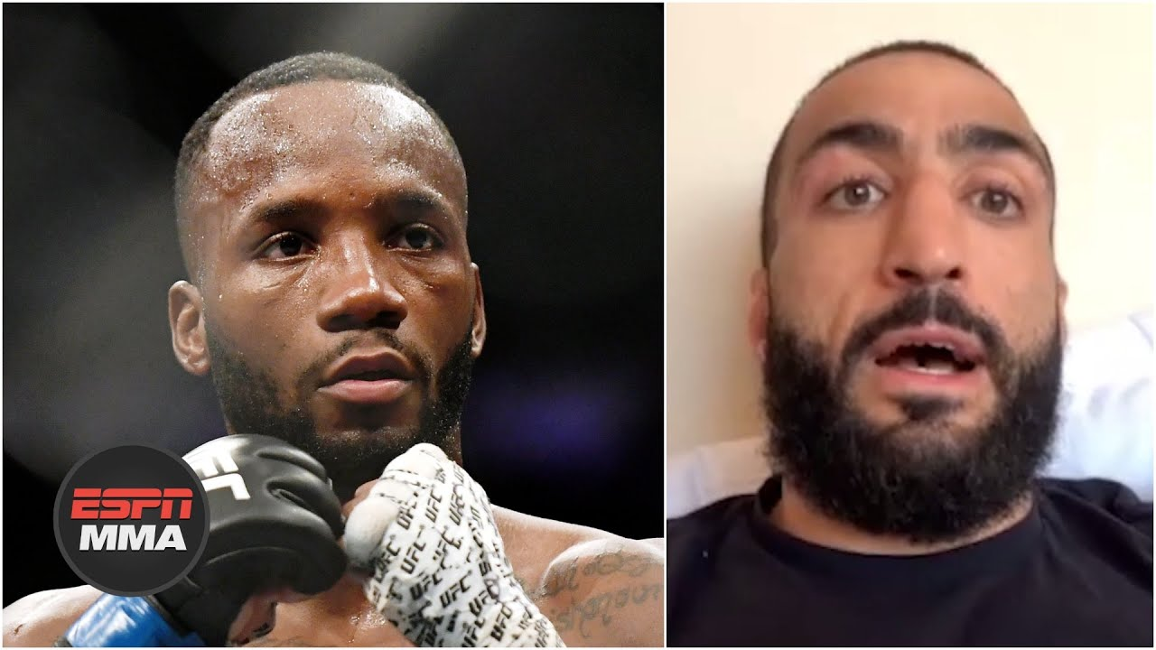 Belal Muhammad rips Leon Edwards' post-fight comments: 'You ain't ...