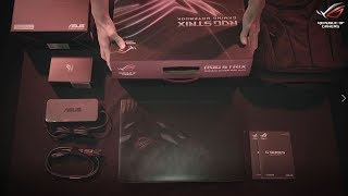 Unboxing - ROG Strix Hero Edition | Republic of Gamers