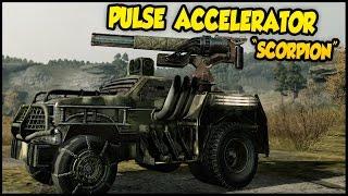 "Crossout ➤ Pulse Accelerator ""Scorpion"" [Crossout Gameplay]"