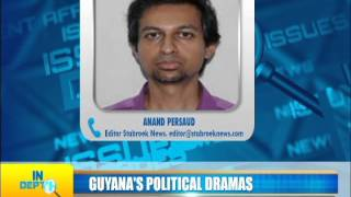 Issues with the new Guyana Government| CEEN News Indepth | June 11, 2015
