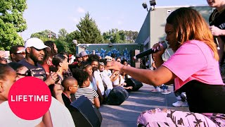 The Rap Game: The Contestants Perform at So So Def's Block Party (Season 5) | Lifetime