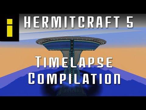 Minecraft HermitCraft S5 | Timelapse...