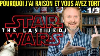 PJREVAT - Star Wars - Episode VIII - The Last Jedi : Partie 1
